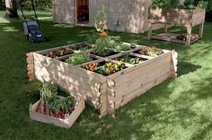 Potager en hauteur jardinage for Jardin en hauteur