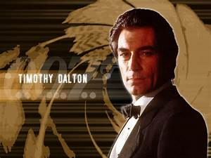 Timothy Dalton 007 Wallpaper by james_bond