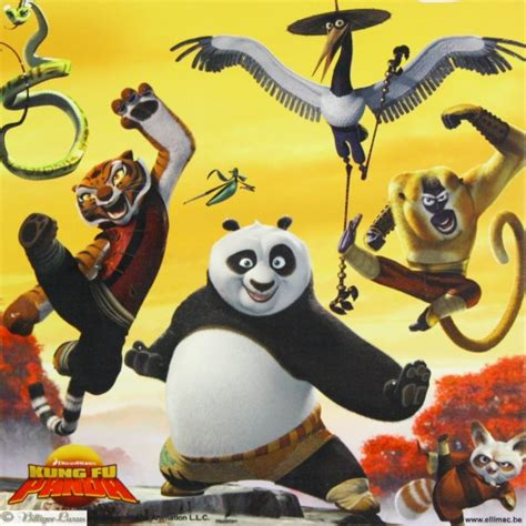 wandbild kung fu panda bild   verschiedenen designs
