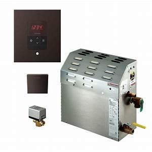 Mr  Steam 7 5kw Steam Bath Generator With Itempo Autoflush