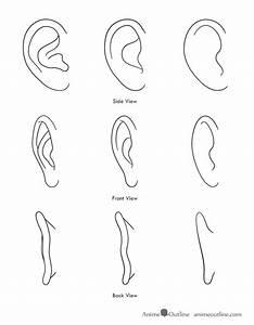 Easy Ear Drawing | www.pixshark.com - Images Galleries ...