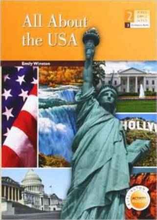 All About Usa (2 Eso)  Burlington  9789963510139 Cervantescom
