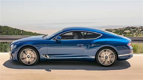 2018 Bentley Continental Gt Revealed The World's Most