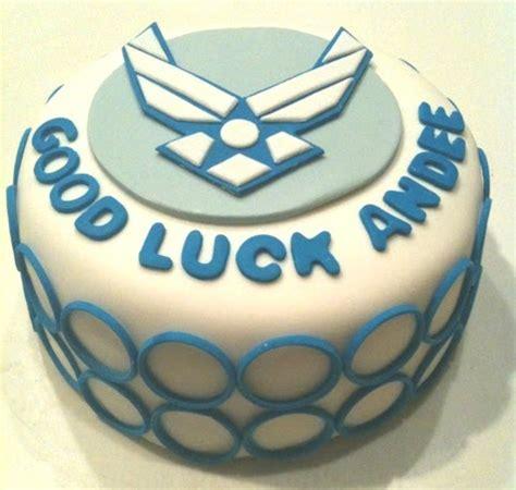 design air force cake