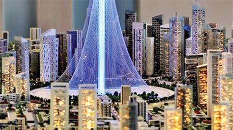 Dubai Tallest Building In The World