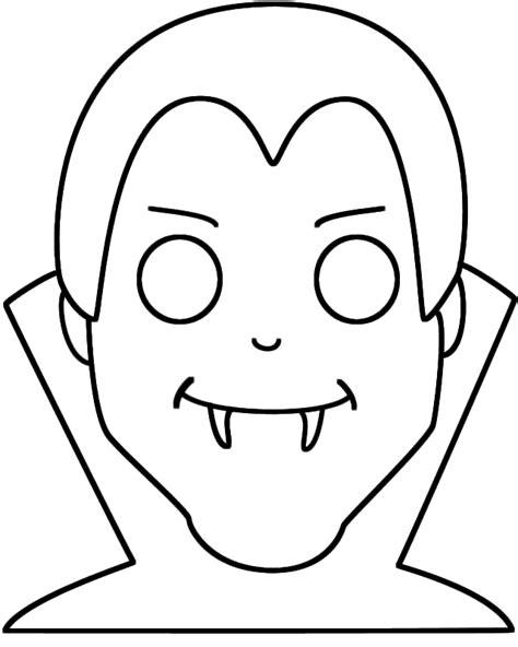 desenho de mascara  halloween  colorir tudodesenhos