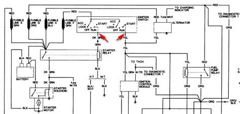 Wiring Diagram For 1988 Jeep Comanche by Comanche I A 1988 Comanche With A 4 0 It Was Running