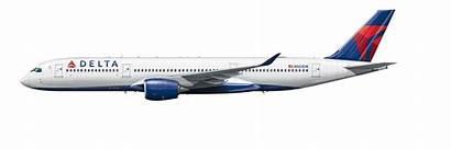 A350 Airbus Aircraft Delta 900 359 Seat