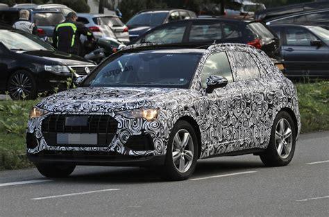 2018 Audi Q3  New Pics Of Future Bmw X1 Rival Autocar