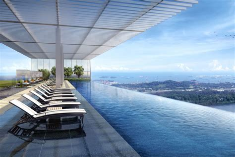 Singapore's Wallich Residence Super Penthouse Costs .4m