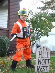 Coolest Homemade Luke Skywalker X-Wing Pilot Costume 46