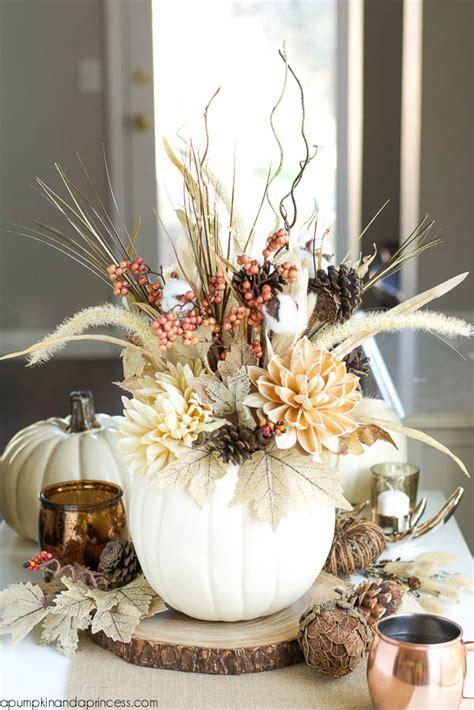 diy pumpkin vase  pumpkin   princess