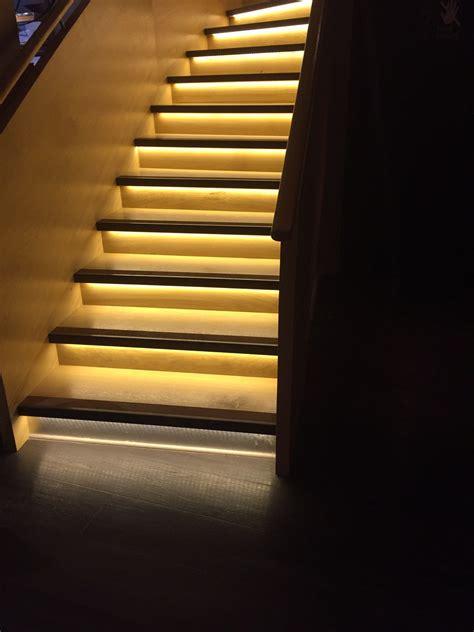 éclairage D'escalier En Ruban Led