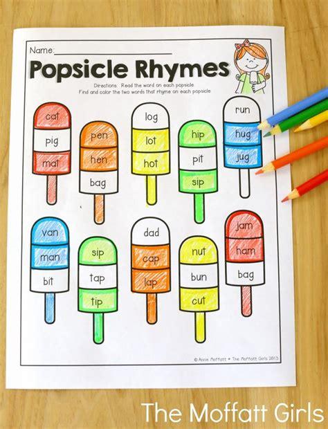 best 25 summer school activities ideas on 905 | c1d9363a174e549d6580d7f6444af9bd kindergarten rhyming preschool prep