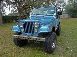 1979 Cj5 Jeep With Original Amc 304 V8 Engine For Sale