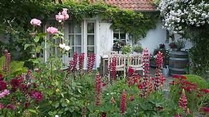 Gartengestaltung Online Kostenlos : gartengestaltung nach farben blau macht den garten gr er ~ Lizthompson.info Haus und Dekorationen