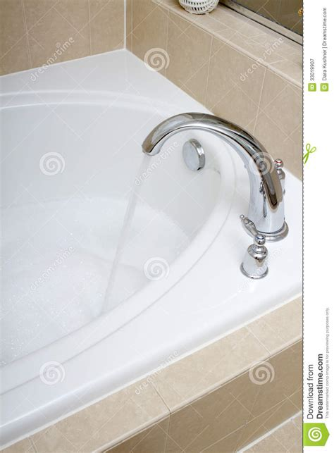 soaker tub faucet soaking tub faucet royalty free stock photography image