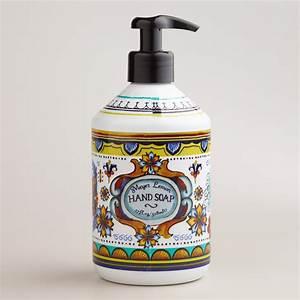 Deruta Meyer Lemon Hand Soap World Market