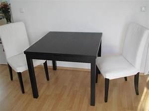 Ikea De Esstisch : esstisch ikea bjursta schwarzbraun ~ Lizthompson.info Haus und Dekorationen