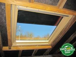 Pose Volet Roulant Velux : r alisations isonorm habitat ch ssis de toit ~ Dailycaller-alerts.com Idées de Décoration
