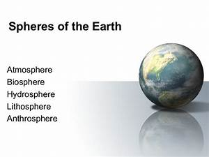 2 Spheres Of The Earth