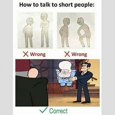 22 How To Talk To Short People Memes