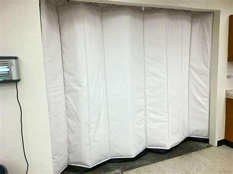 Industrial Curtains  Divider Walls, Enclosures & Partitions