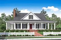 house plans with wrap around porch 3 Bedrm, 2084 Sq Ft Southern Home with Wrap-Around Porch ...