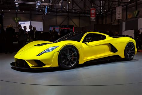Highlights From The 2018 Geneva International Motor Show