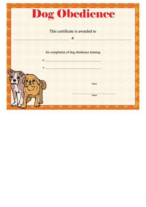 top animal certificate templates