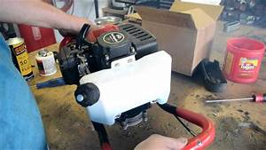 Earthquake    Ardisam    Viper    Eskimo    E43    Auger Repair