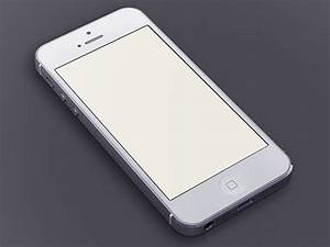 35+ Free Apple iPhone 4 and iPhone 5 Mockup PSD Templates