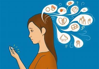 Mental Health Apps Mind Sydney Illustration Consumers