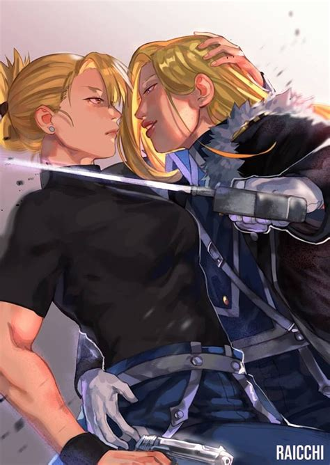 riza hawkeye  olivier armstrong  images