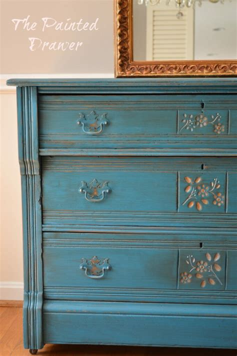 paint color highlight general finishes corinth blue