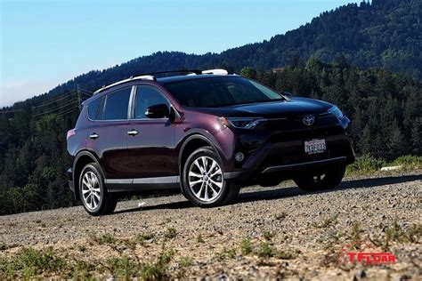 2016 Toyota Rav4: A Better, Quieter Suv Aiming To Be