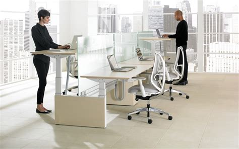 Office Furniture Trends by Office Trends Rethinking The Office Desk Office