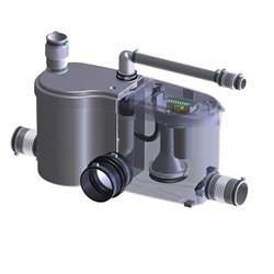 Macerator Pump For Basement Bathroom by Saniflo Sanigrind Pro Macerating Pump Saniflo Depot