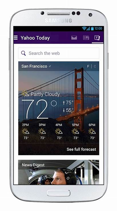 Yahoo Android Mail App Update Releases Gorgeous