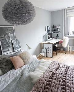 25 best ideas about grey teen bedrooms on pinterest With popular millennial teen girl bedroom ideas