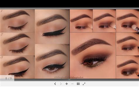 Make New  Ee  Eye Ee    Ee  Makeup Ee    Ee  Looks Ee   Effortless With The  Ee  Eye Ee    Ee  Makeup Ee   Tutorial App The  Ee  Beauty Ee