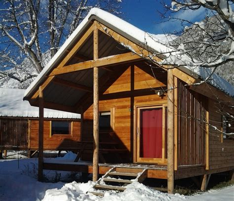 chalet bourg maurice bourg st maurice huttopia
