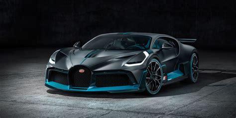 2020 Bugatti Divo: What We Know So Far