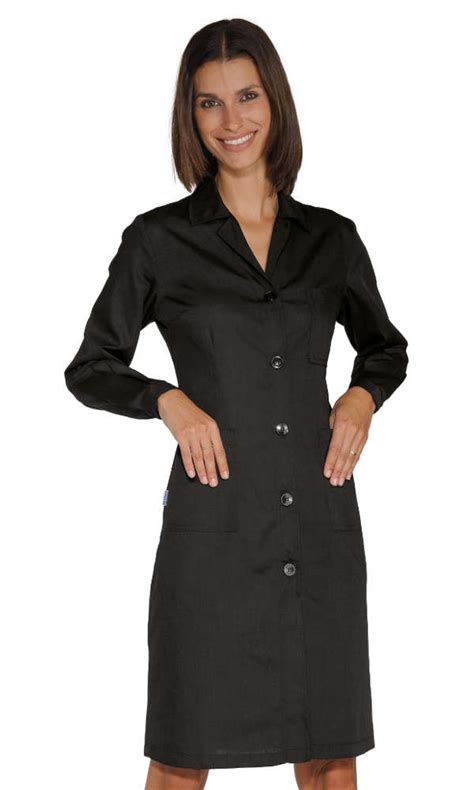 blouse de cuisine femme blouse de travail femme à manches longues