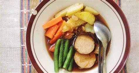 Рейтинги selat solo & galantin bu ning. 20 resep selat segar khas solo enak dan sederhana ala rumahan - Cookpad