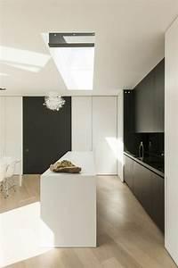 Cuisine Blanc Et Noir : osez la d coration noir et blanc pour votre cuisine ~ Voncanada.com Idées de Décoration