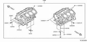 Nissan Pathfinder Pin Dowel  Cylinder Block