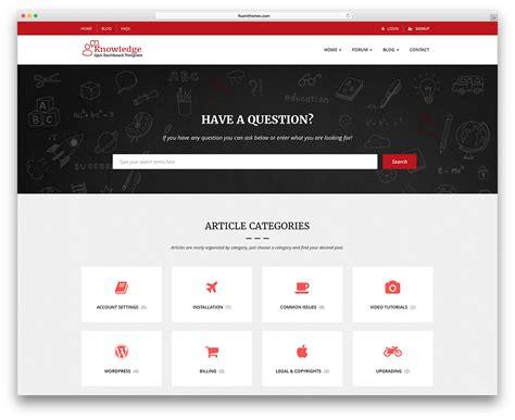 website design help 17 innovative tech support themes plugins 2018