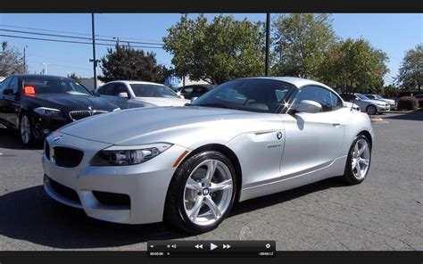 2012 Bmw Z4 S-drive 28i 2.0t Start Up, Exhaust, And In