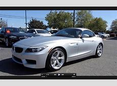 2012 BMW Z4 Sdrive 28i 20T Start Up, Exhaust, and In